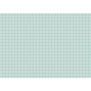 Brunnen Karteikarten A6 kariert, grün VE=100 Stück