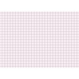 Brunnen Karteikarten A6 kariert, rot VE=100 Stück