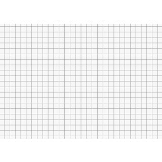 Brunnen Karteikarten A6 kariert, weiss VE=100 Stück