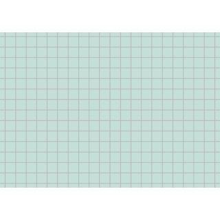 Brunnen Karteikarten A7 kariert, grün, 1 VE = 100 Stück