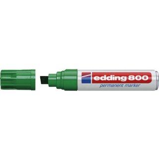 Marker 800 Keil 4-12mm grün nachfüllbar mit edding T 25