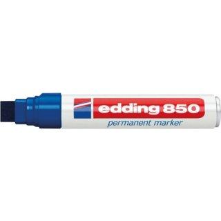 Marker 850 Keil 5-16mm blau nachfüllbar