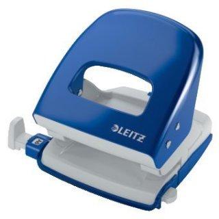 Leitz Locher Nexxt 5008 blau, Stanzleistung 30 Blatt