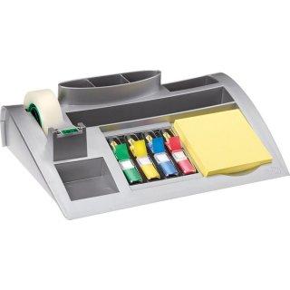 Post-it Tisch-Organizer inkl.654 Index Mini, Magic 810 19x33mm