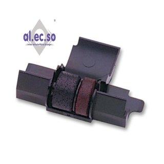 Alecso® Farbrolle IR40T  schwarz/rot druckend VE=1 Rolle