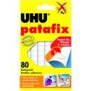 Patafix UHU weiss wieder ablösbare Klebepads