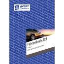 AVERY Zweckform  Fahrtenbuch 223, A5, 40 Blatt, vom...