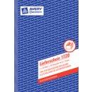Avery Zweckform Lieferschein 1720, A5 SD 2 x 40Blatt