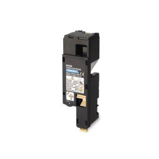 Epson C13S050613|0613 Toner cyan, 1.400 Seiten ISO/IEC 19798 für Aculaser C 1700 Series/CX 17/17 NF/WF